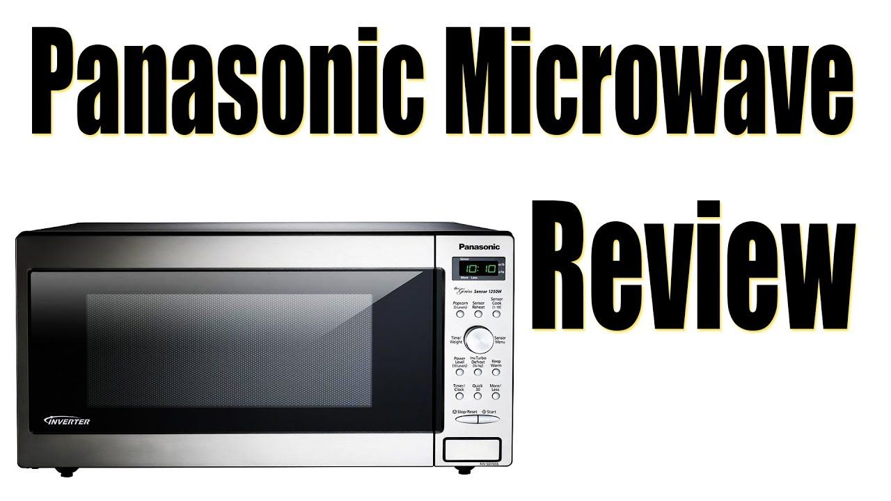 panasonic 1 6 cubic ft microwave oven