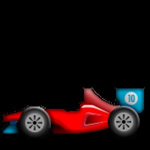 Racing Car Car Emoji Race Cars Emoji