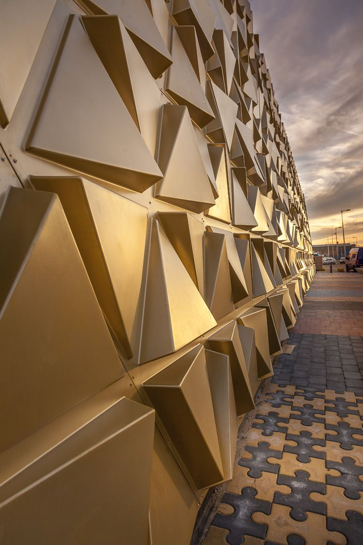 Exceptionnel Gold Souk By Liong Lie Architects At Beverwijk Bazaar | Urdesign Magazine