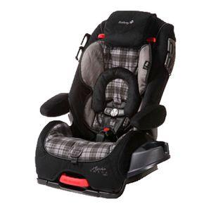 Alpha Omega EliteTM Convertible Car Seat