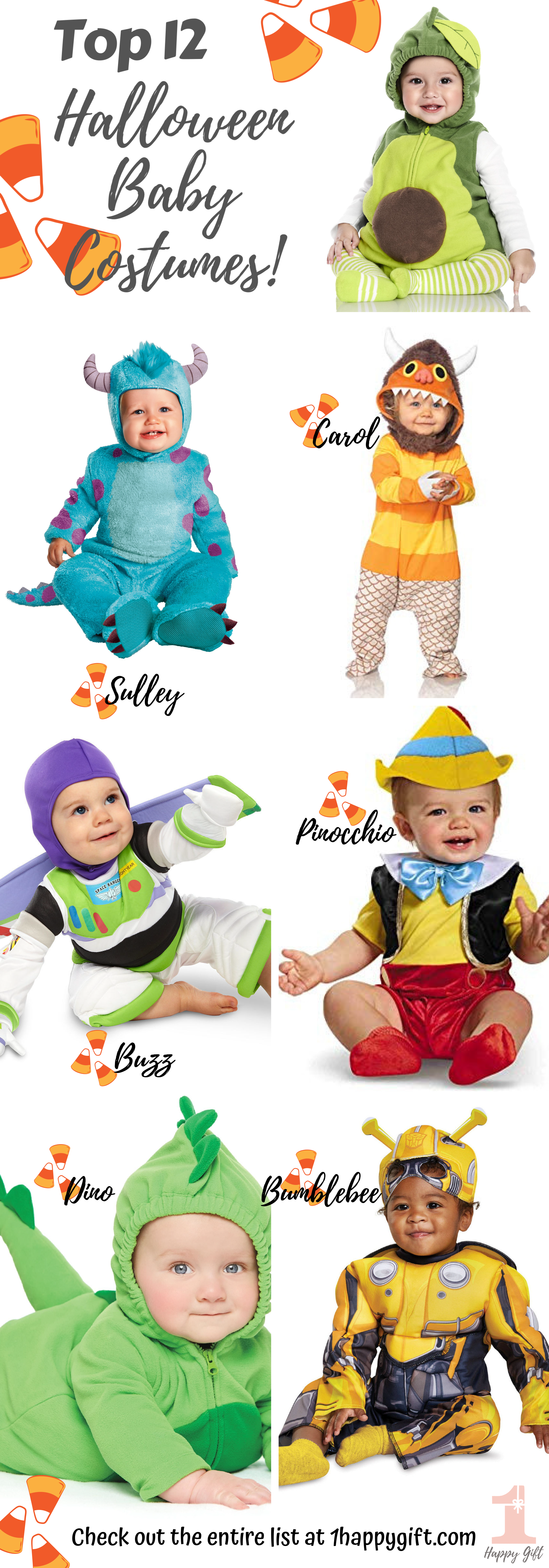 best halloween baby costumes 2018! - top 12 costumes for baby boys