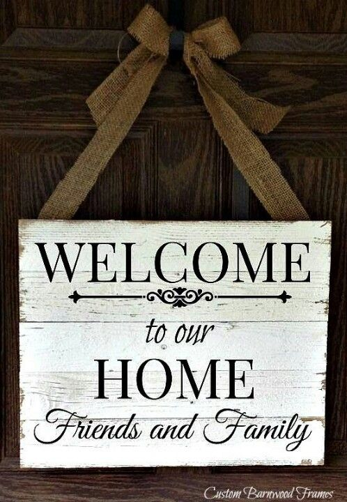 Welcome Barn Wood Frames Welcome Wood Sign Wooden Signs