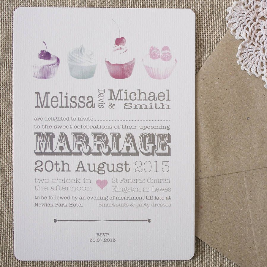 Layout is great, card quality is good | Wedding Invitations ...