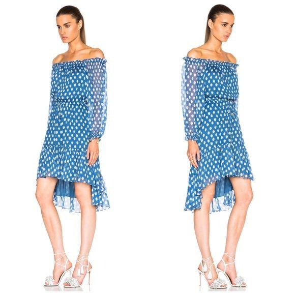 polka dot dress - White Diane Von F 6z1yyGG