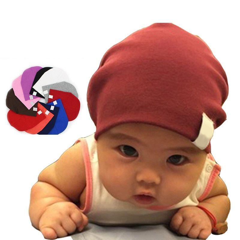 Unisex Cotton Beanie Hat for Cute Baby Boy//Girl Soft Toddler Newborn Infant