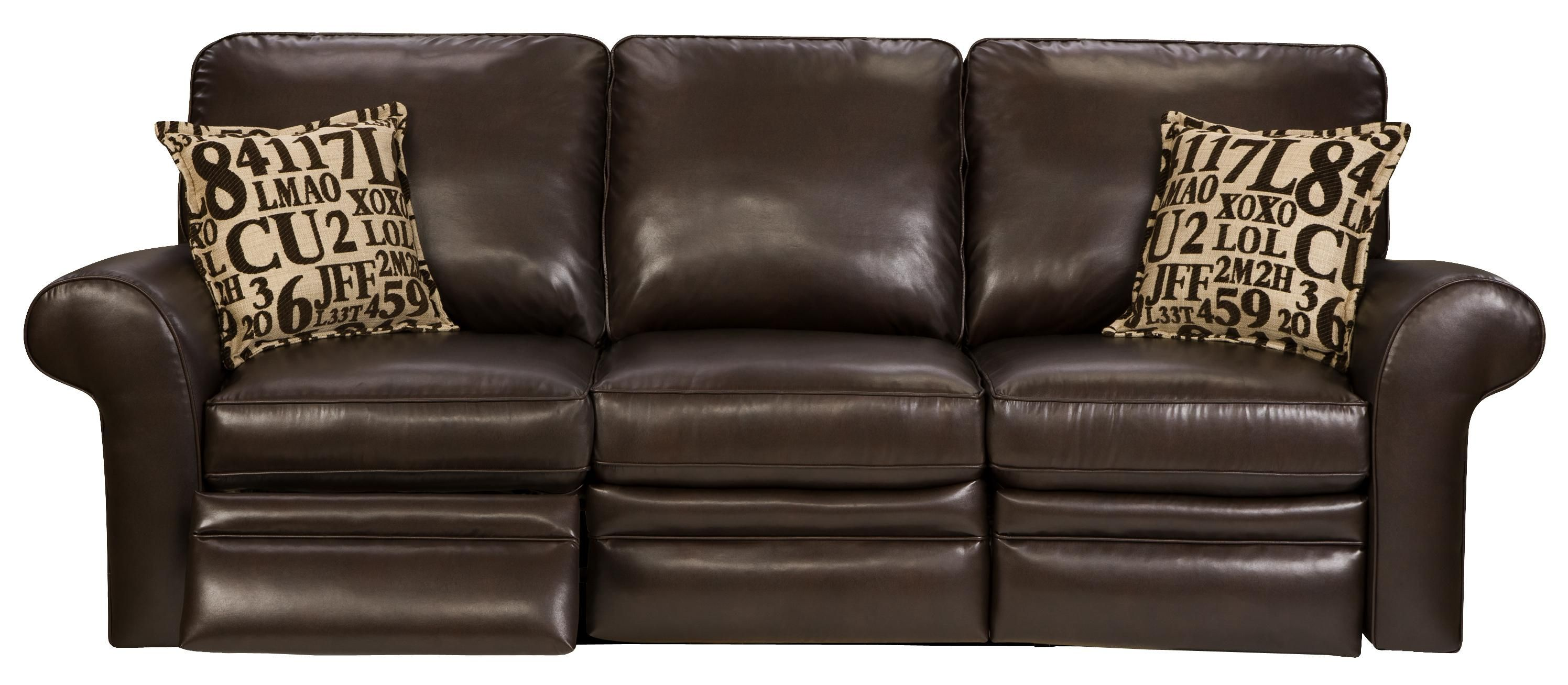 Cosmopolitan Double Reclining Sofa by Southern Motion