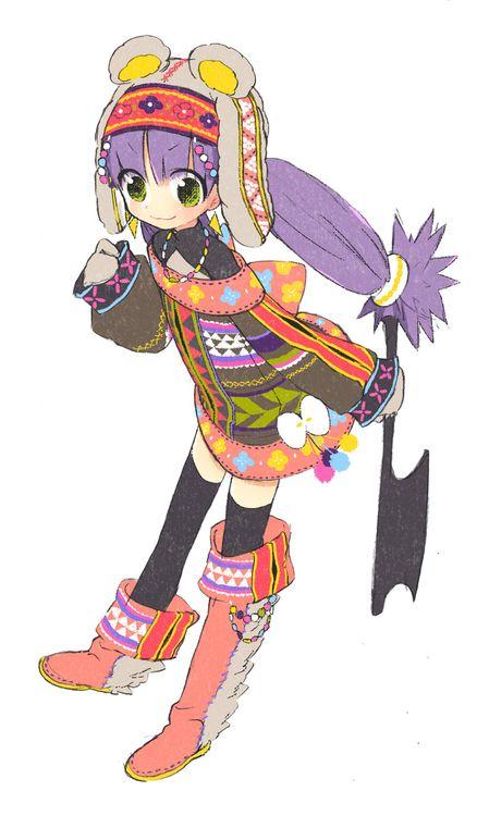 らくがきまとめ 3 うちゃコ pixiv アニメキャラクター アニメの女の子 キャラクターデザイン