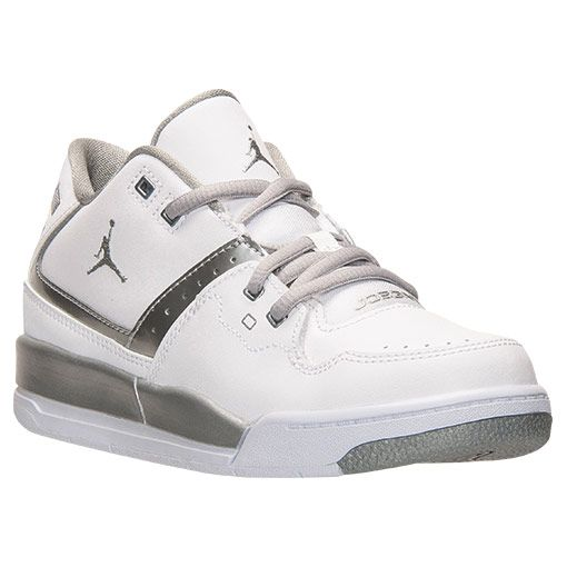 70a0eeba040 ... Boys Preschool Air Jordan Flight 23 Basketball Shoes - 317822 100  Finish ...