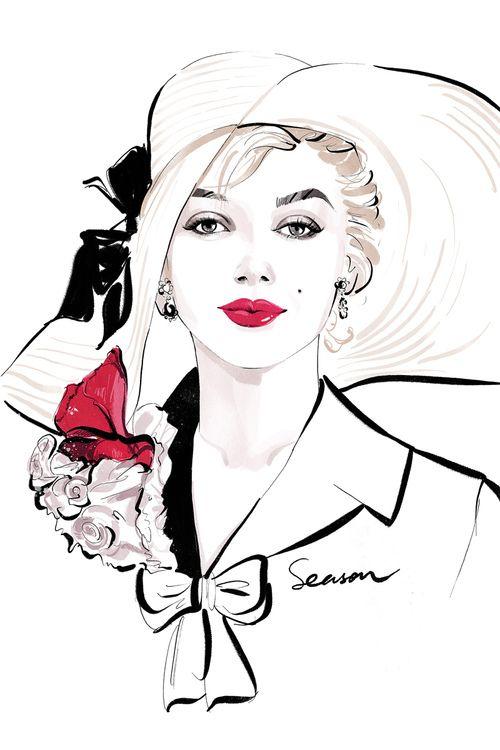 マリリン モンロー おしゃれまとめの人気アイデア Pinterest Ka Shizu 女性 イラスト ファッショナブル