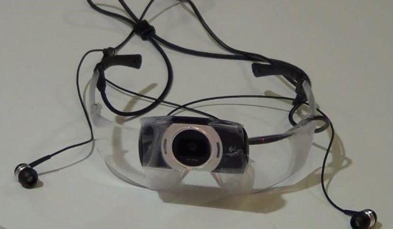 EyeCYou apparatus