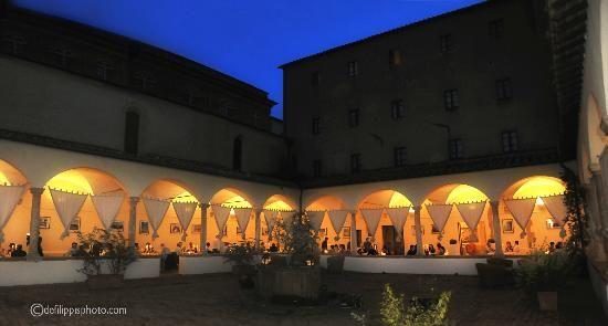 La Terrazza del Chiostro @ Pienza | Travel | Pinterest | Restaurants ...