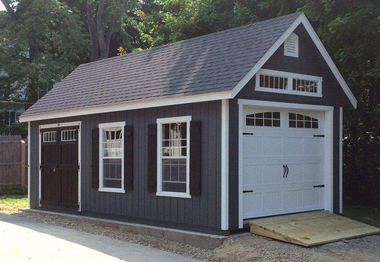 35 Incredible Detached Garage Ideas For Your Home Detached Garage Designs Garage Plans Detached Detached Garage
