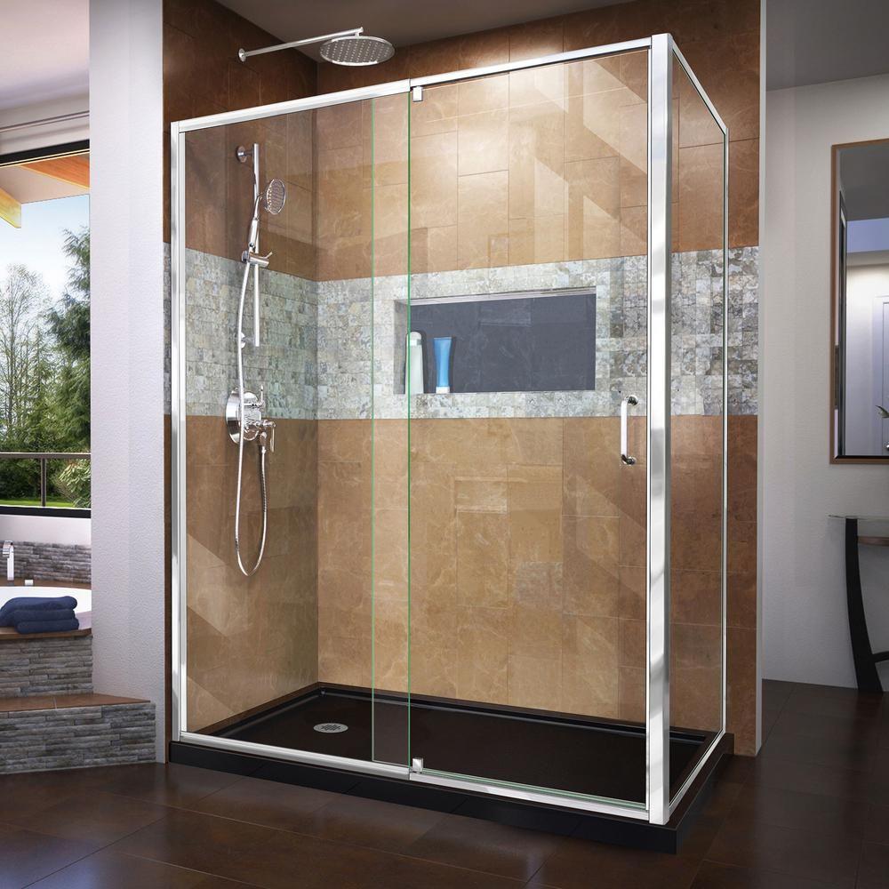 Dreamline Slimline 36 By 60 Single Threshold Shower Base Center