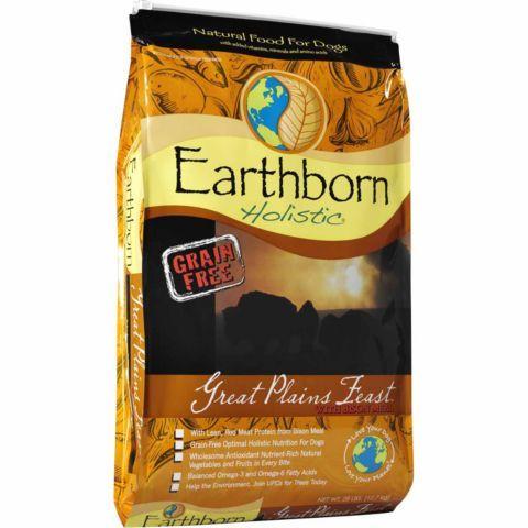 Earthborn Holistic Great Plains Feast Dog Food 28 Lb Tractor