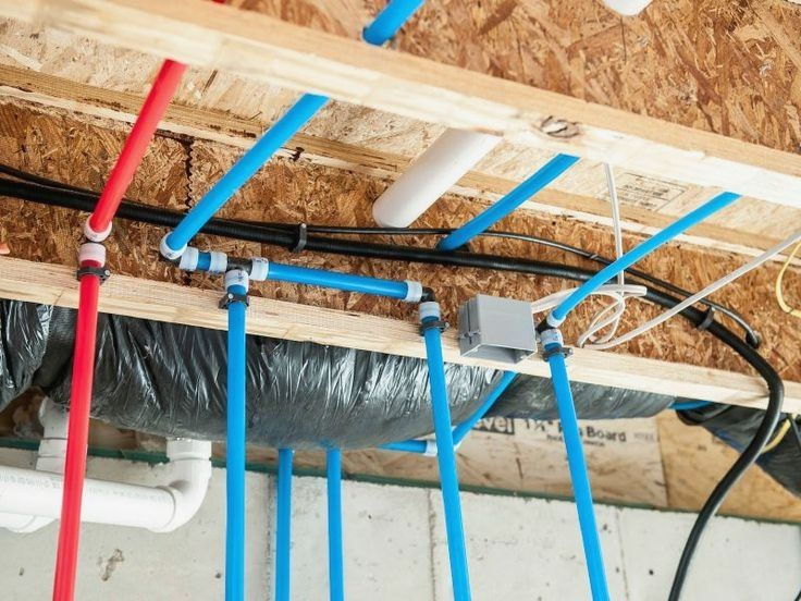Pexu2122 plumbing system is the clean green and healthy