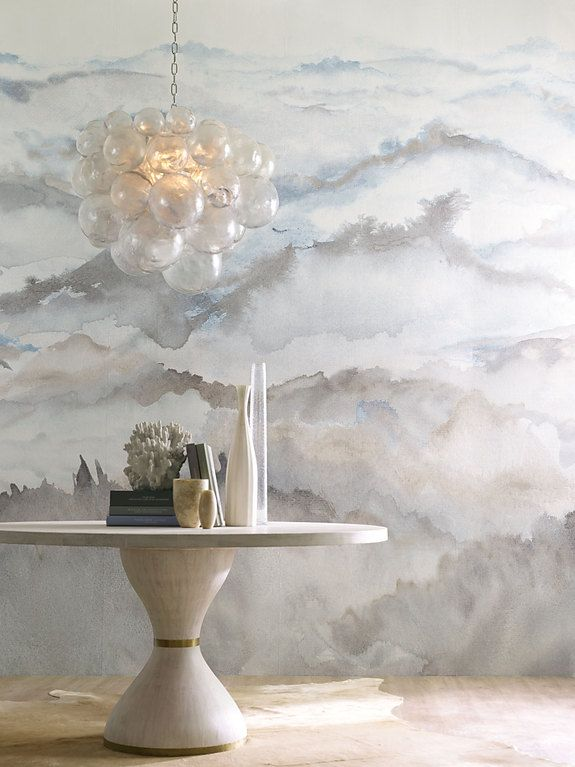 Designer Gallery Grasscloth Wallpaper Natural: Showhouse Gallery • Grasscloth Wallpaper • Natural