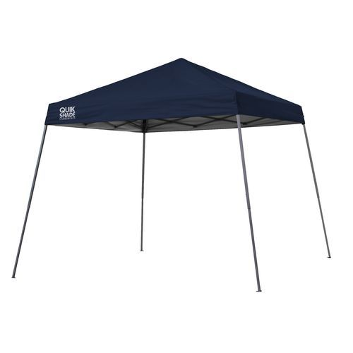 Quik Shade Expedition 64 10 X 10 Slant Leg Instant Canopy Navy Tents And Tarps Canopy Car Ports At Academy Sports Instant Canopy Canopy Shades