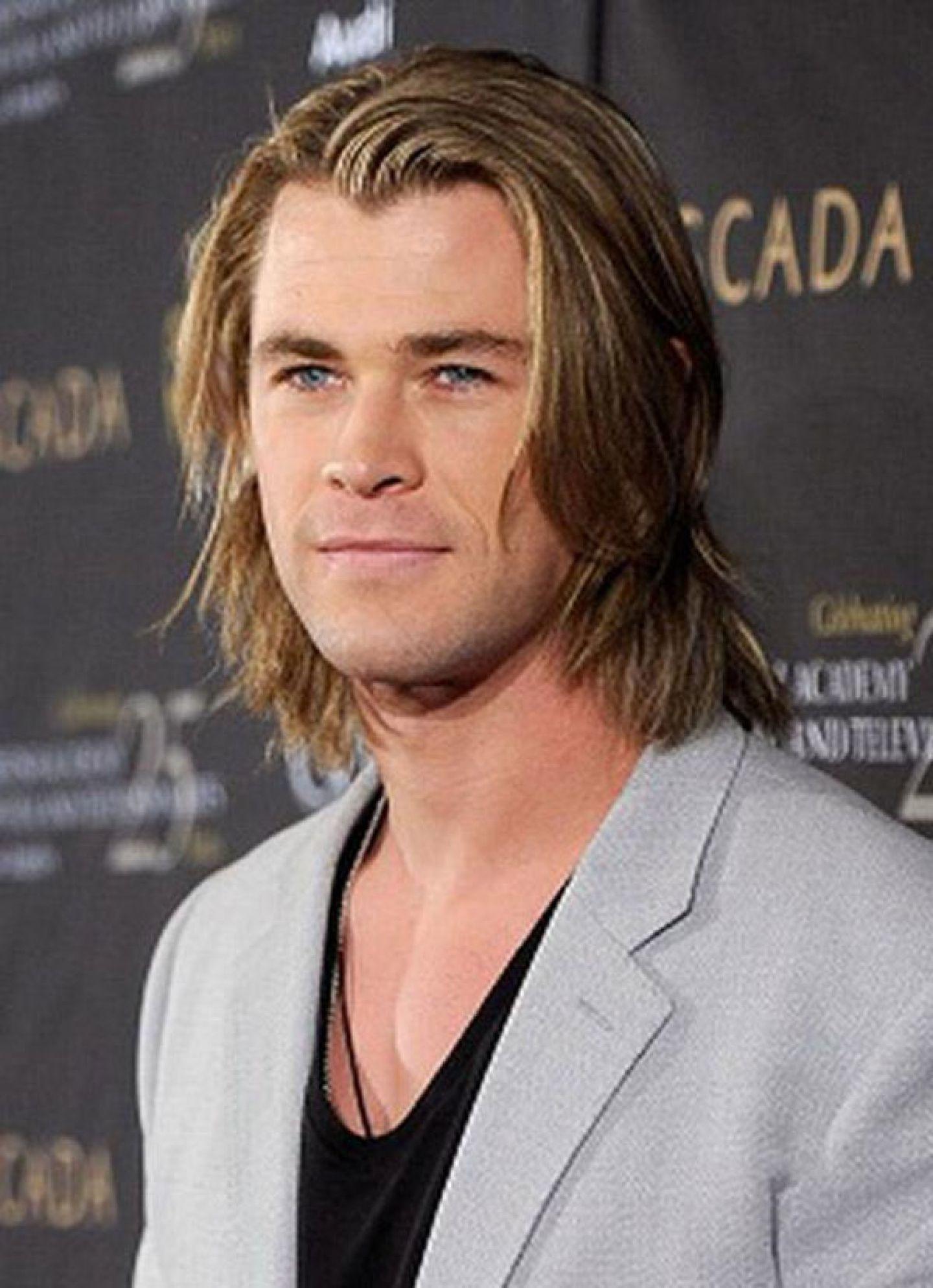 Lange blonde Frisuren für Männer Frisur Pinterest Hair styles