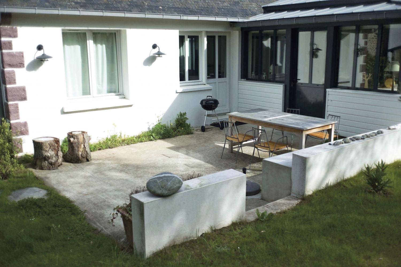 comment am nager sa terrasse avant apr s pinterest. Black Bedroom Furniture Sets. Home Design Ideas