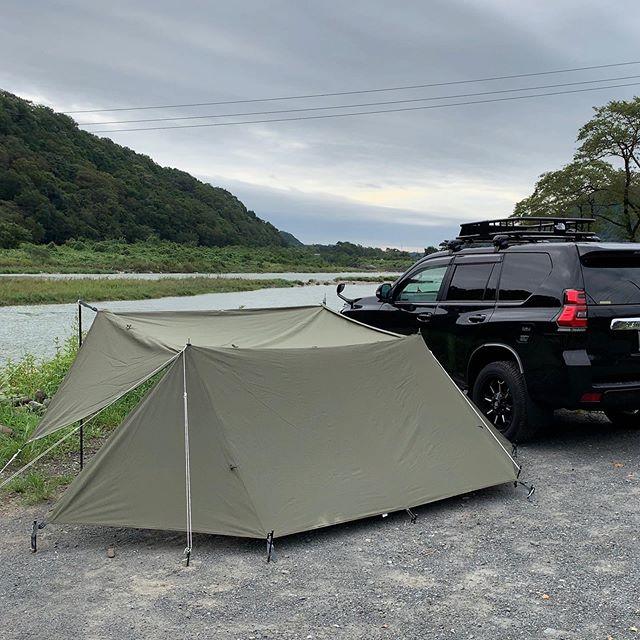 バンドックソロベース 軍幕テント バンドック テント 2020 画像あり ソロキャンプ テント ドック