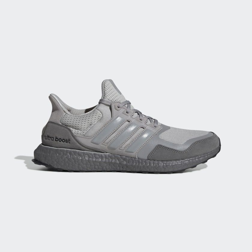 Shop Men S Ultraboost S L Grey And Granite Colorway Grab The Latest Grey Colorway Of The Men S U In 2020 Running Shoes For Men Sneakers Men Fashion Adidas Ultra Boost