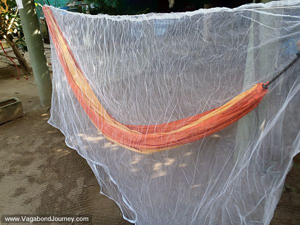 Medium image of how to make a mosquito   for a hammock