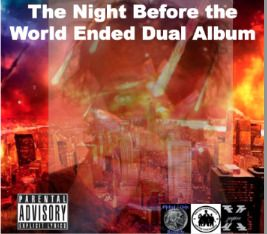 THE NIGHT BEFORE THE WORLD ENDED - $2.25 #onselz