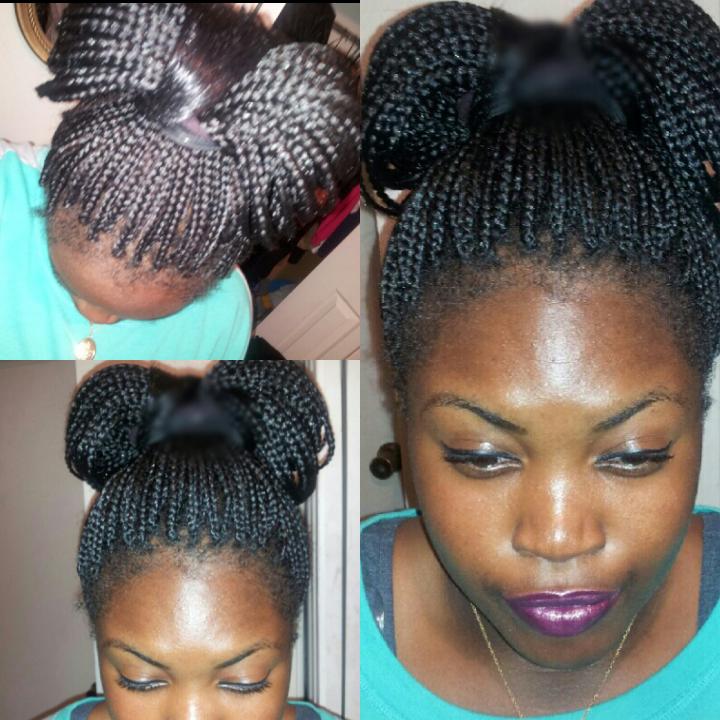Miraculous 1000 Images About Box Braids Box Braiding On Pinterest Short Hairstyles Gunalazisus