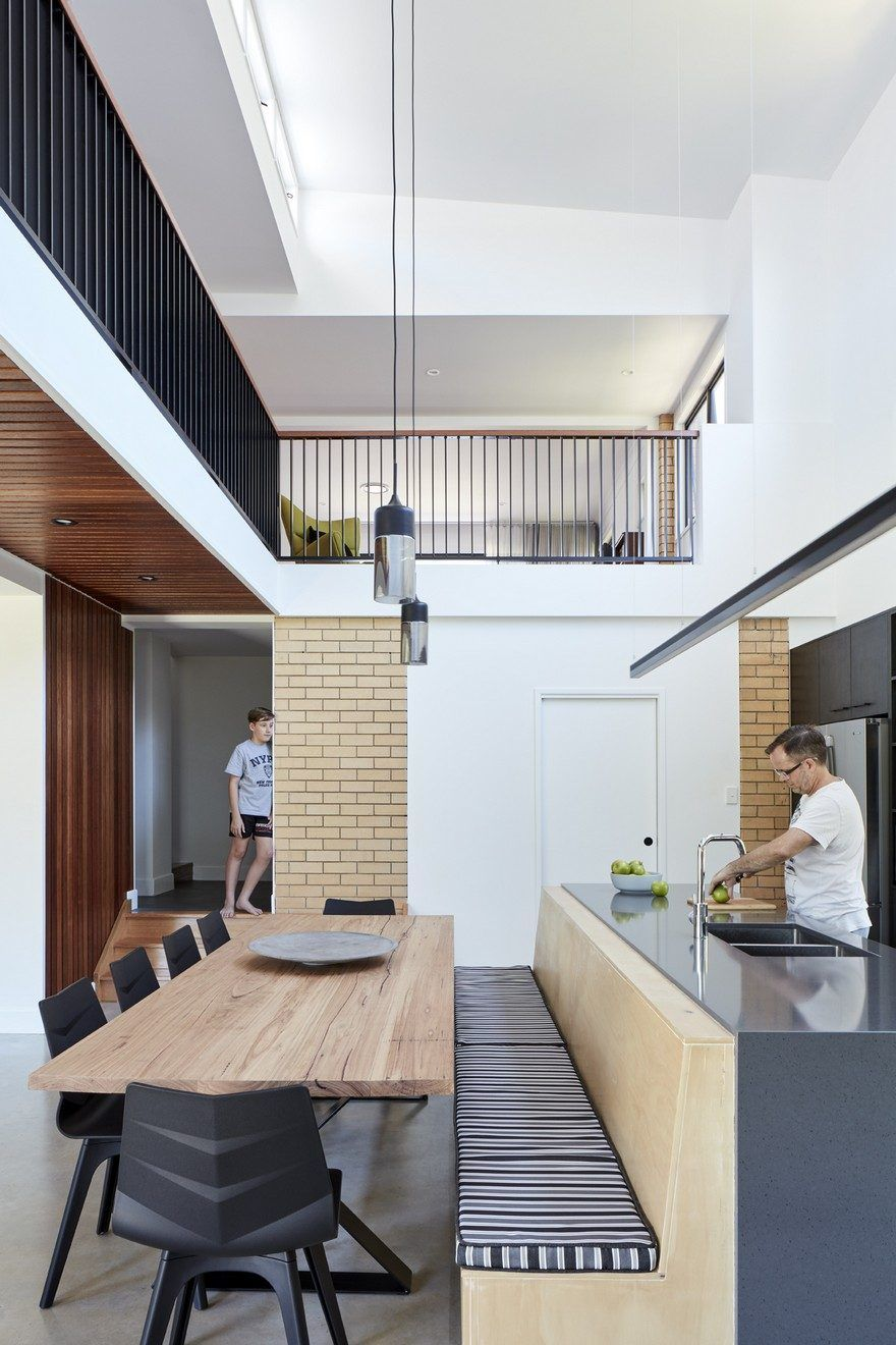 Moorooka House Featuring High Ceilings And An Abundance Of Natural