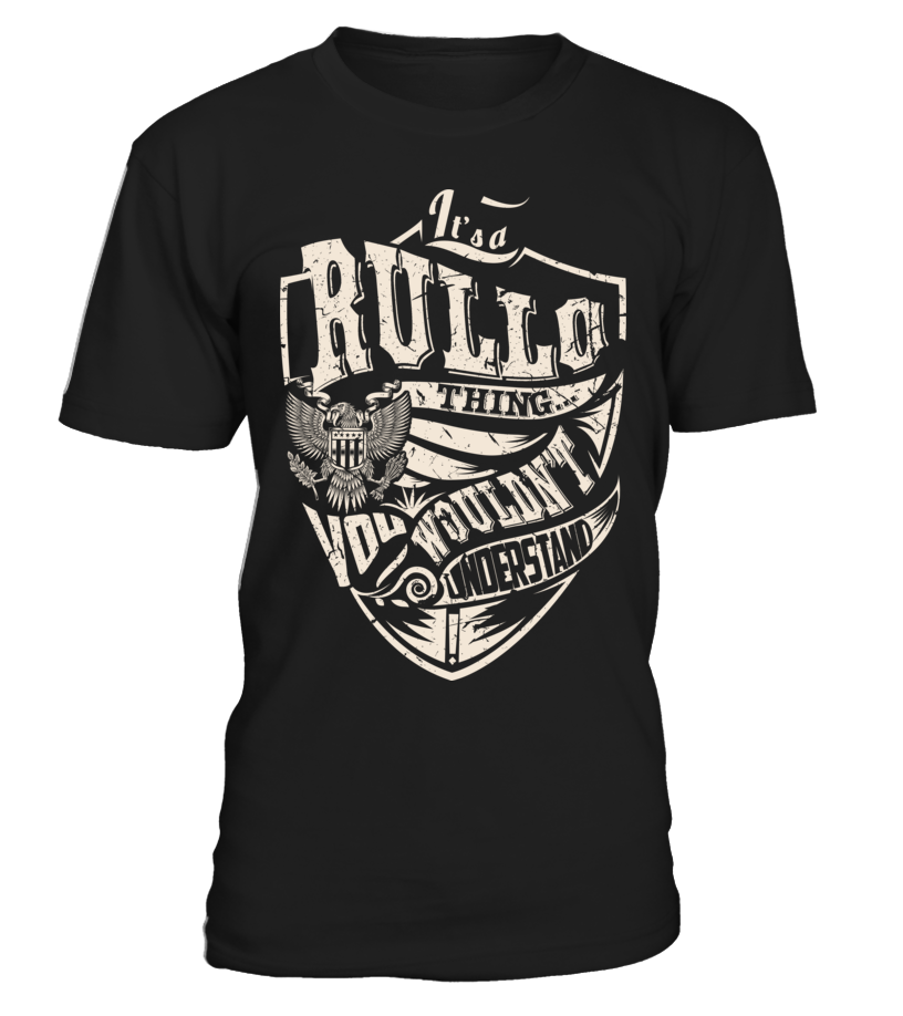 It's a RULLO Thing
