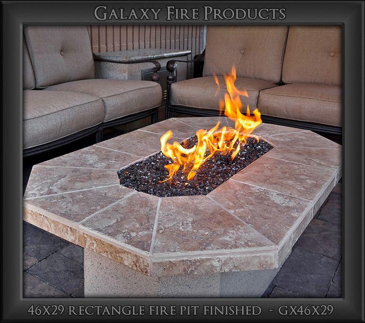 Galaxy Fire Pit Galaxy Enterprise Tile Gx46x29 Gardens