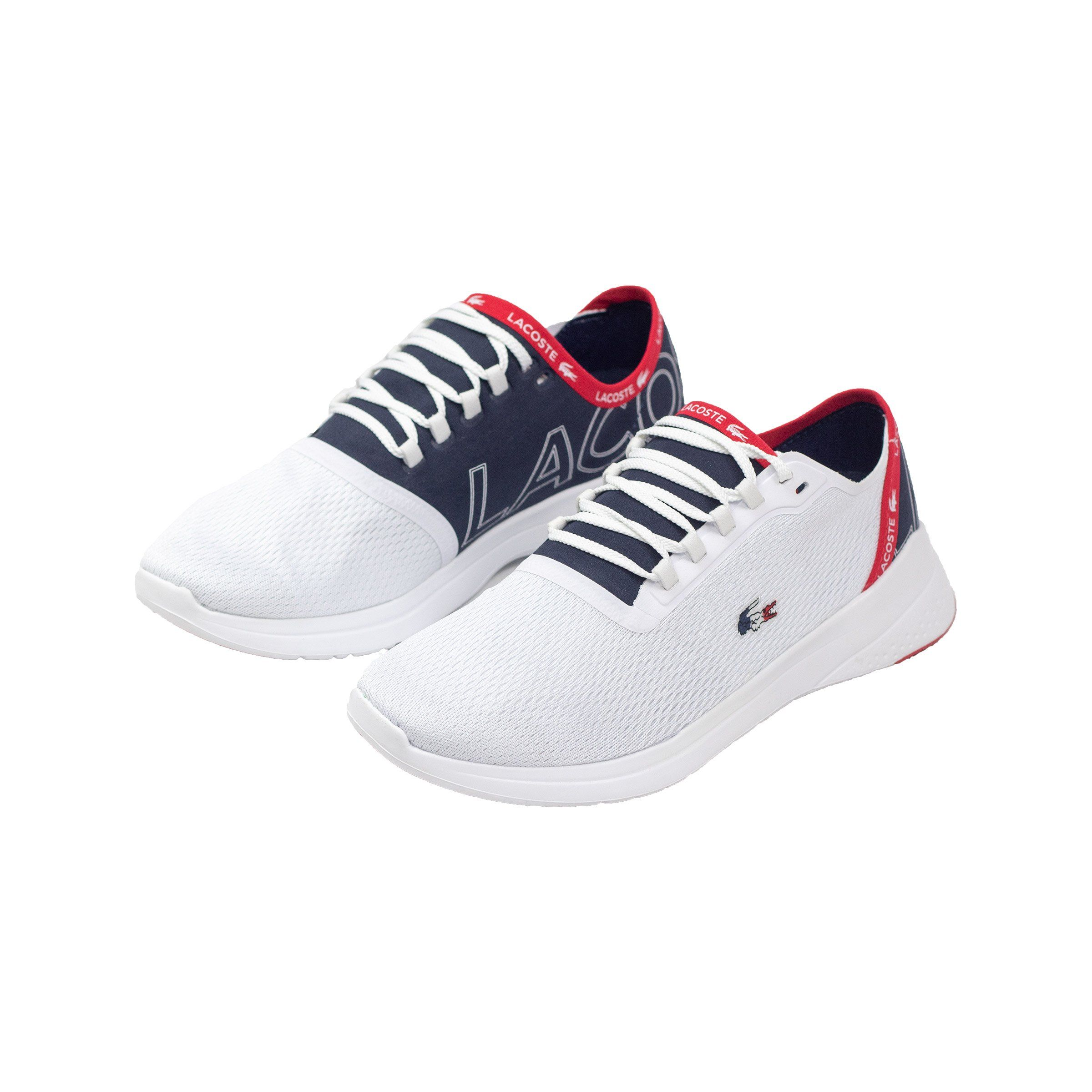 59fddabe Lacoste Men's LT Fit Textile Sneakers in 2019 | Products | Sneakers ...