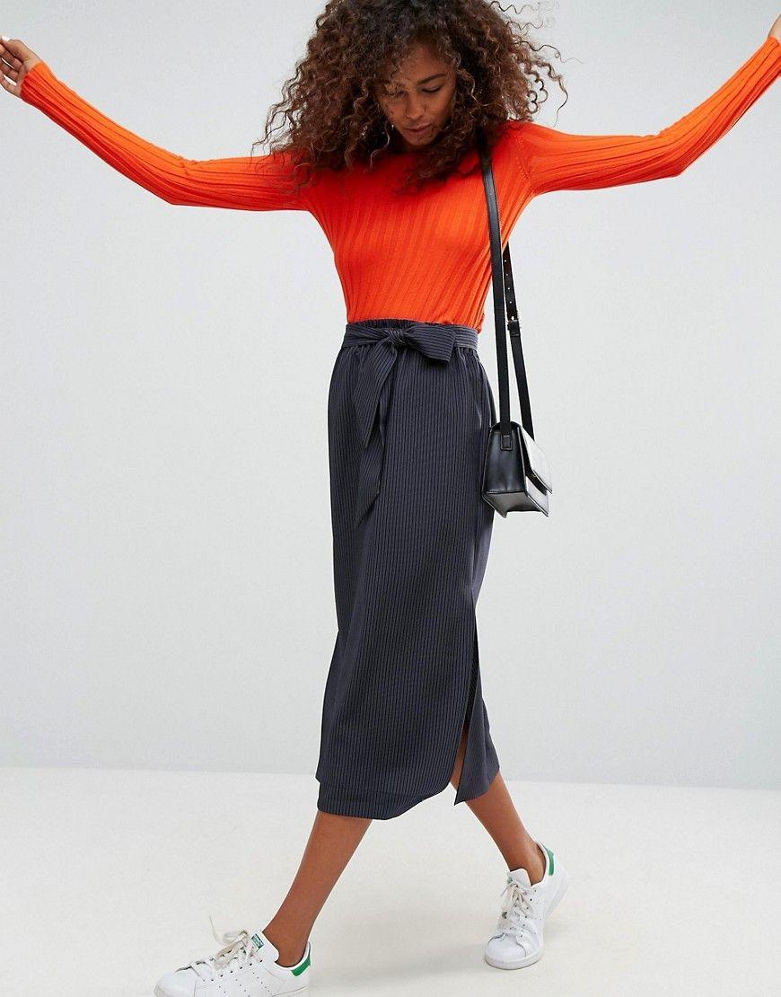 975983bd41 Midi Denim Skirt Pinterest – DACC