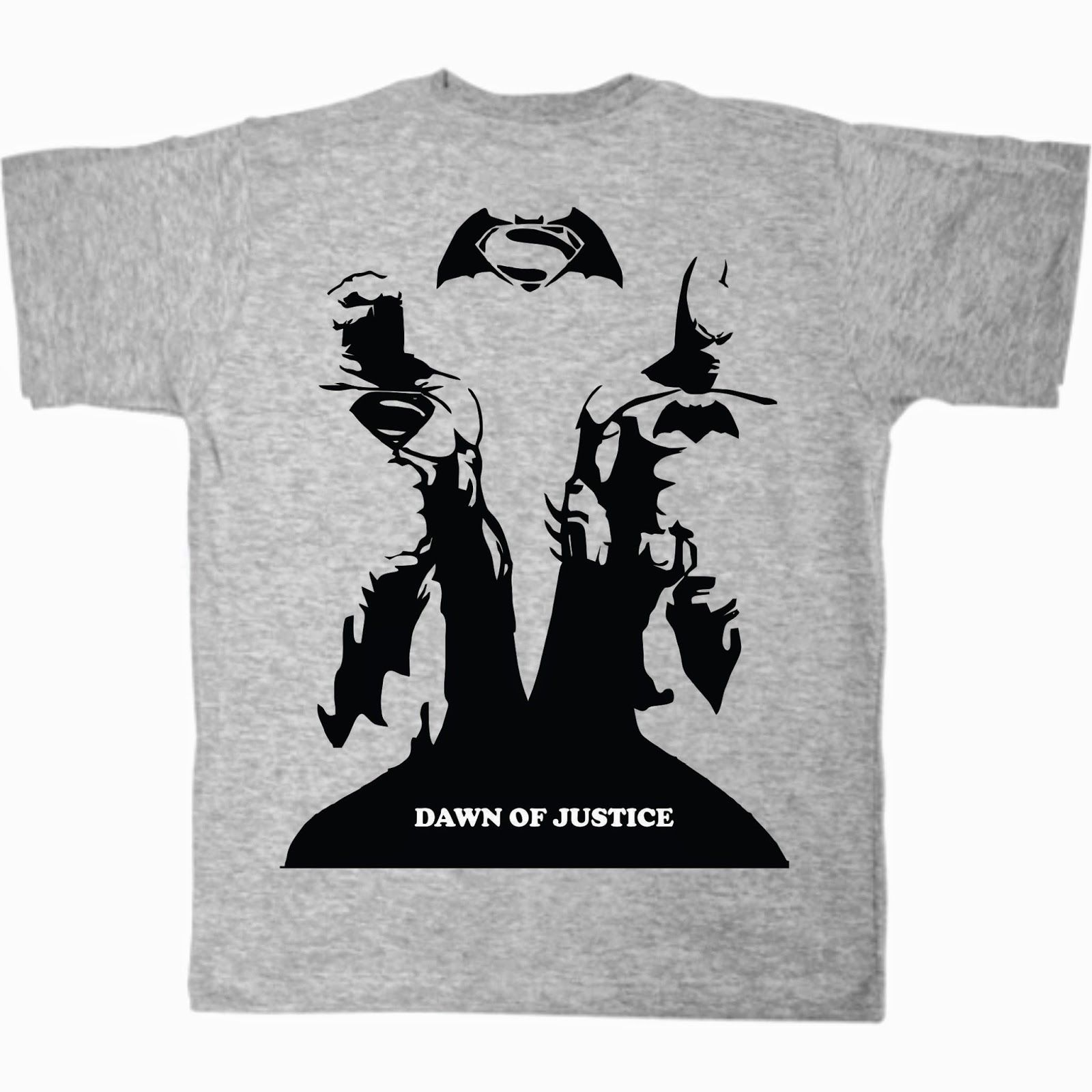 knupSilk - ESTAMPARIA/SERIGRAFIA: Batman vs Superman - Dawn of Justice