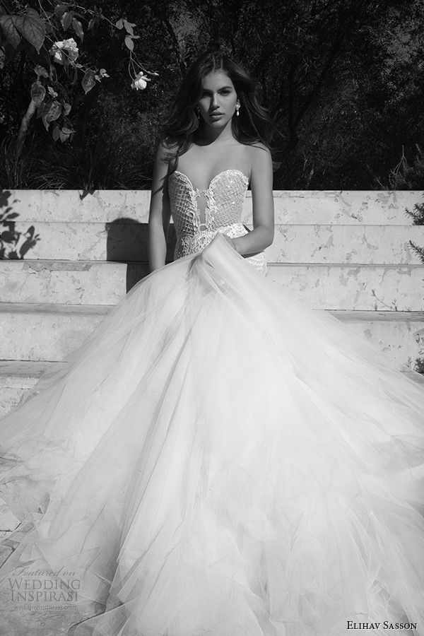 Elihav Sasson 2015 Wedding Dresses | 2015 wedding dresses, Wedding ...