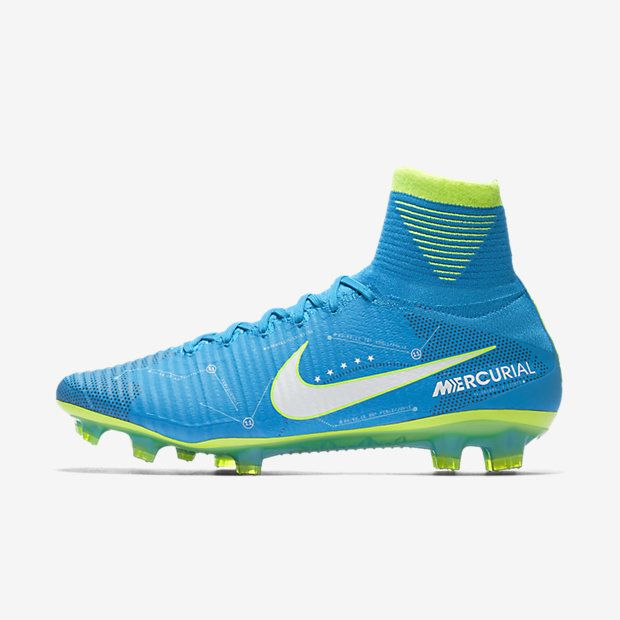 Nike Mercurial Superfly V Dynamic Fit Neymar FG Firm-Ground Soccer Cleat a4691e980f53d