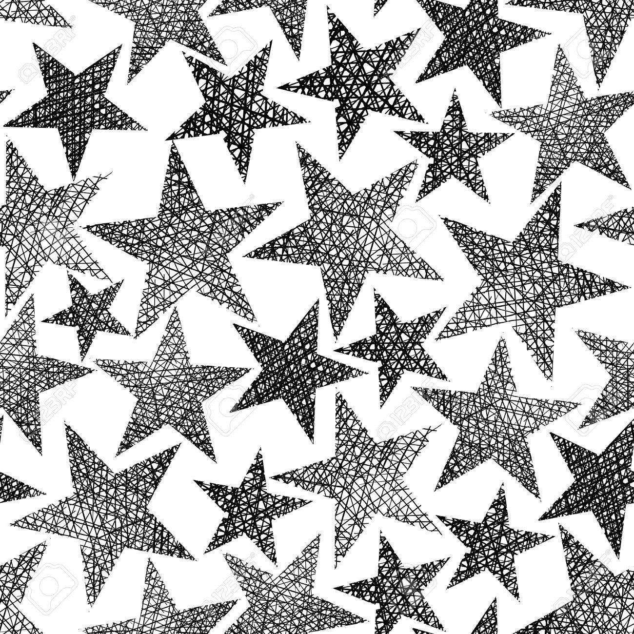 619c91c5e1b5e Estrellas sin patrón