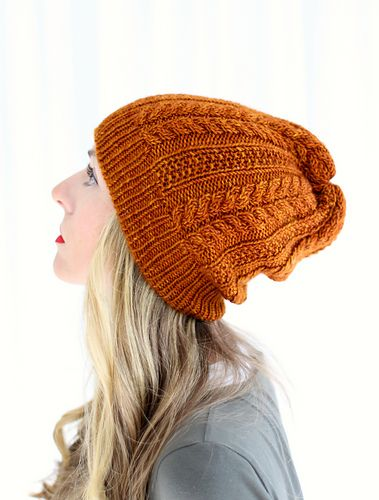 210475f3607  2 in the Hat-a-long! Come join us! Hot Cider is a quick and easy cable  knit that would make a great gift!