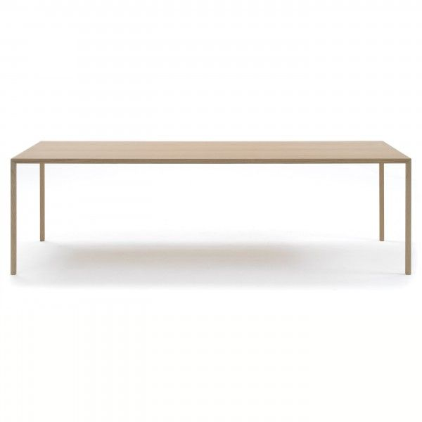Arco Design Eettafel.Arco Slim Tafel Fineer 160x90 A Home Dining Furniture