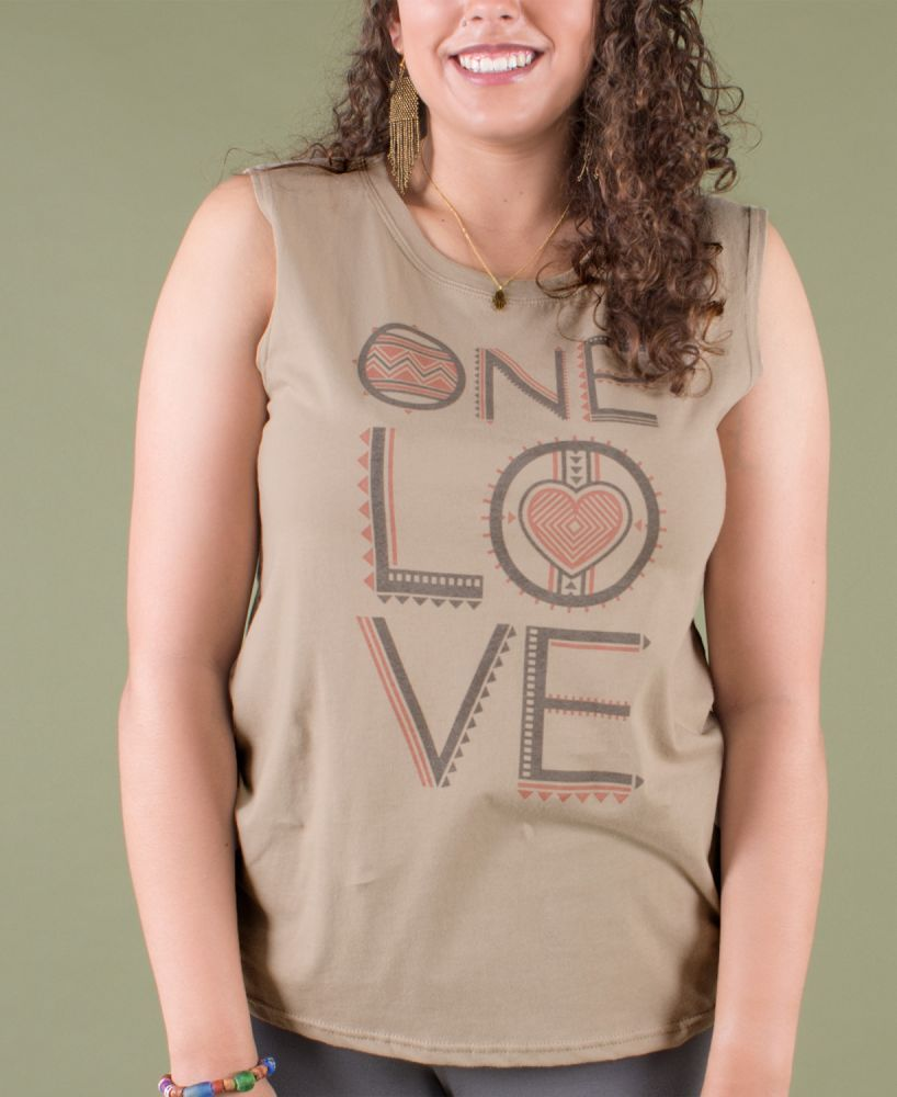 24d27591856a8 One Love Organic Muscle Tank
