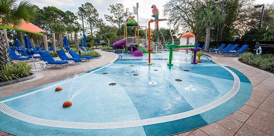 Aquaflex Non Porous Pool Deck Safety Surfacing Playground