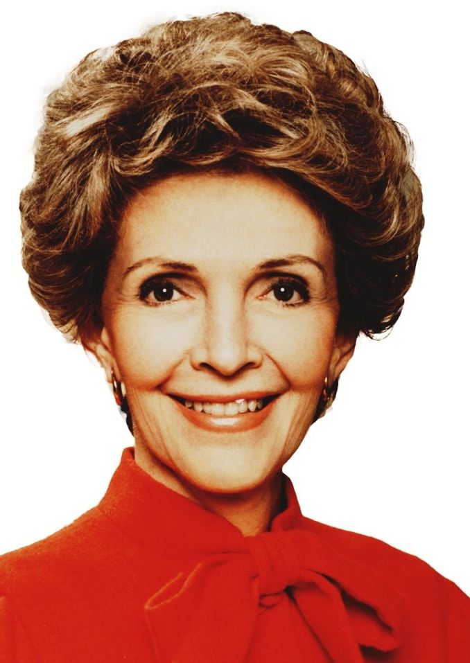 Former First Lady Nancy Reagan has passed away at age 94!  /  3/6/16 ~ 3/6/2016  R.I.P.  You will be missed Beautiful Lady!  God Bless you!  Now you & your Ronnie can be reunited!  (: