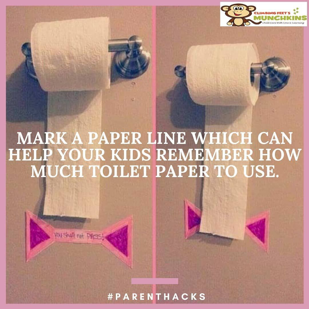 Photo of Do your kids use the toilet paper like there's no tomorrow? Then we've got t…