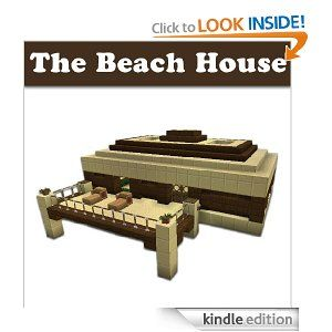 Free ebook minecraft building designs the beach house step by step free ebook minecraft building designs the beach house step by step blueprint malvernweather Images
