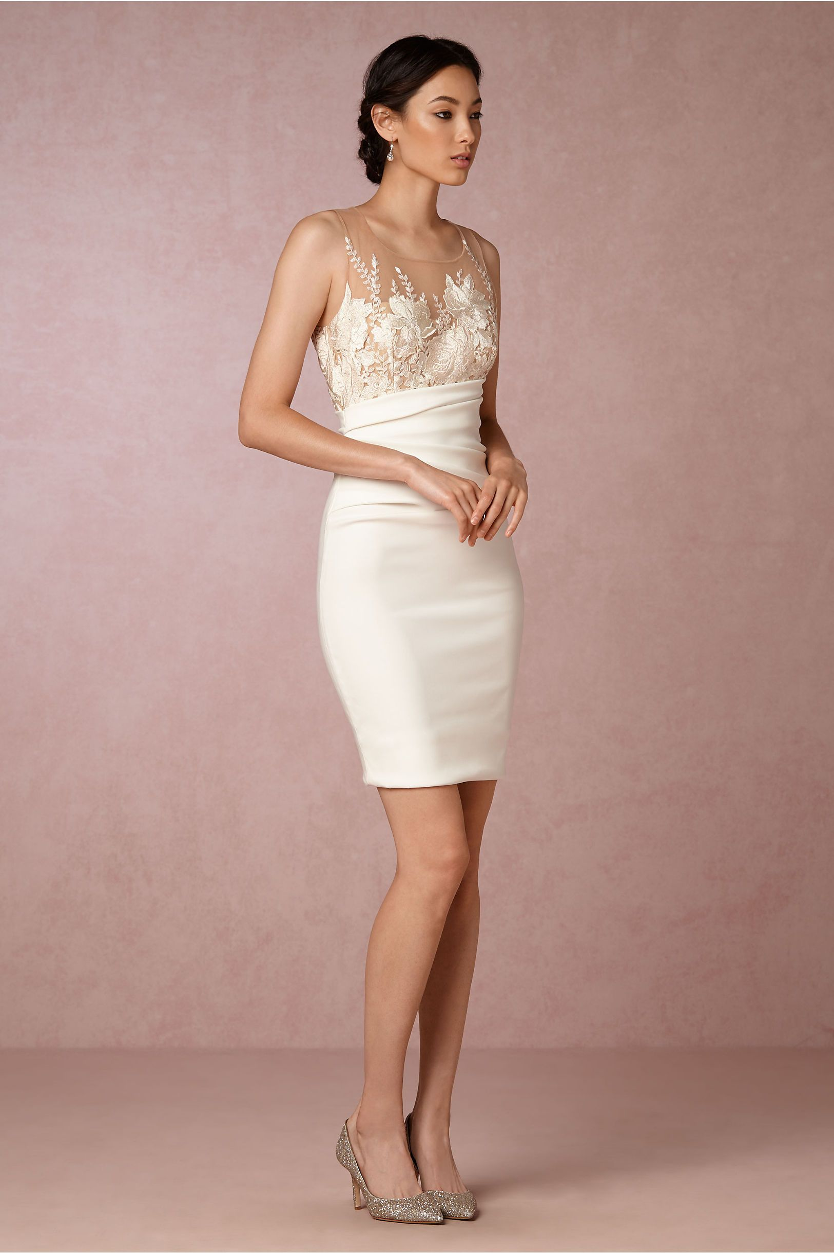 Beverly Dress from BHLDN | ropa | Pinterest | Vestido civil, Novios ...