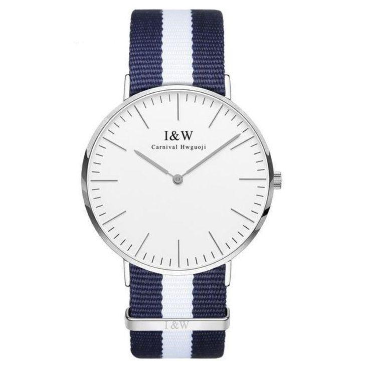 Du liebst zeitlose und elegante Uhren? nybb.de Der Nr. 1