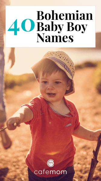 959d01488 40 Unique Bohemian Baby Names for Boys