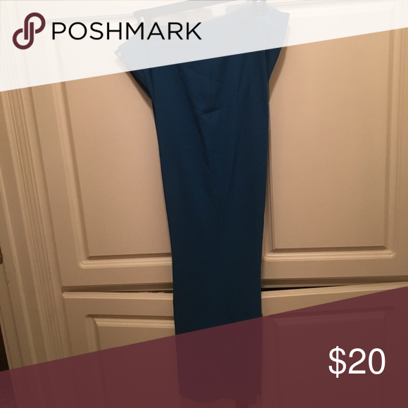 Blue Trousers💙 Business like💙 Very cute and looks new Nine West Pants Trousers