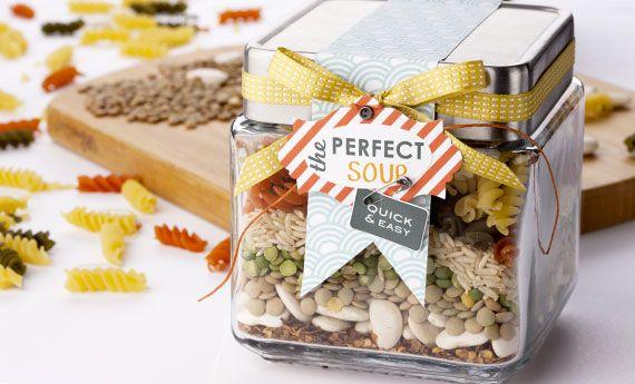 7 ricette in barattolo da regalare cambio cuoco for Idee regalo natale casa