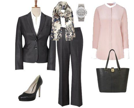 Business Professional Dress Code For Women Work Attire Pinterest